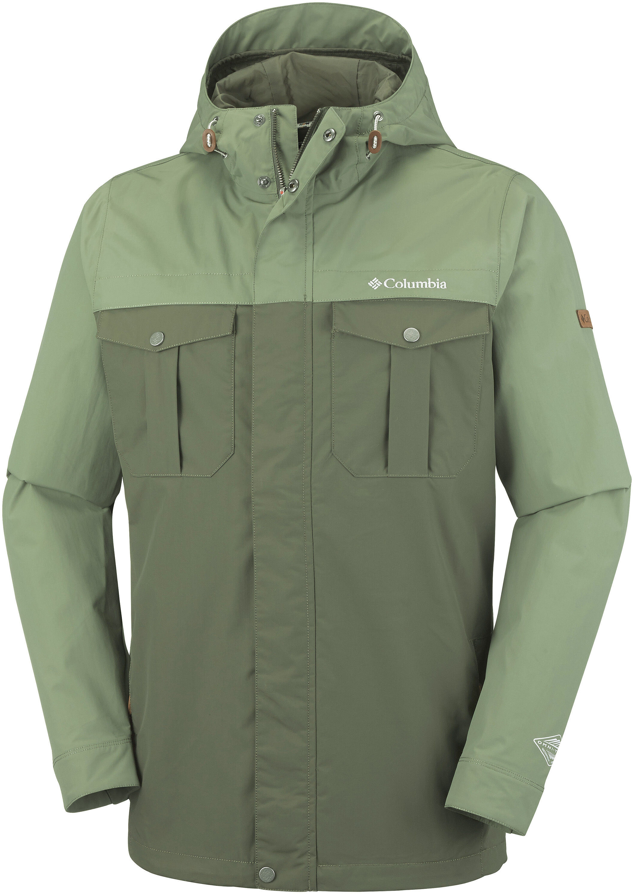 5adf8f135c Columbia Weiland Crossing Giacca Uomo verde oliva